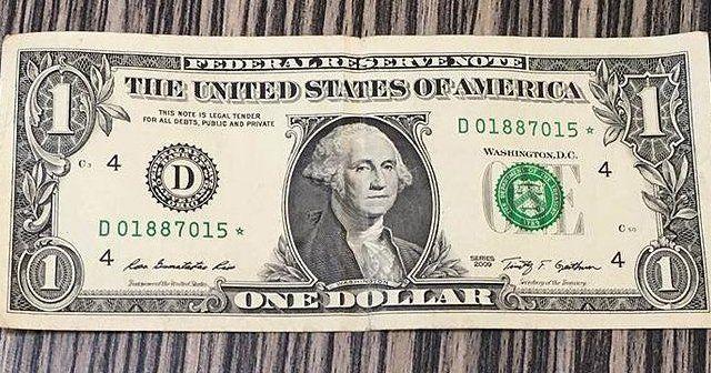 FETÖ şüphelisinin evinde ABD bayrağı ve 1 dolar çıktı