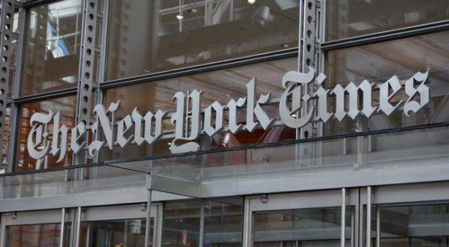New York Times, Clinton'ı destekliyor