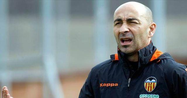 Valencia, teknik direktörünü kovdu