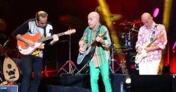 Antalya müziğe doydu