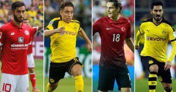 Avrupa'da Türk futbolcuların haftası