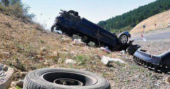Bayram trafiğinde ilk gün bilançosu, 10 ölü 44 yaralı