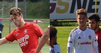 Beşiktaş'ın stoperi Asım Metin Twente'ye gitti
