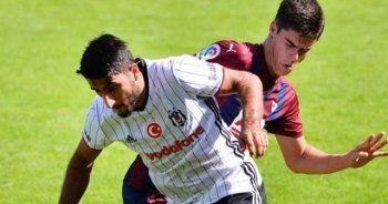 Beşiktaşlı futbolcu milli maçta sakatlandı