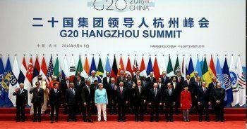 Çin'deki G20 Liderler Zirvesi'nin sonuç bildirgesi açıklandı