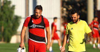 Gaziantepsporlu Ghilas'ın hedefi 20 gol