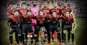 Hırvatistan Türkiye maçı ne zaman, hangi kanalda, saat kaçta, hangi kanalda?