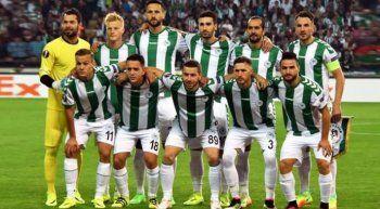 Konyaspor'dan Avrupa maçında skandal hata