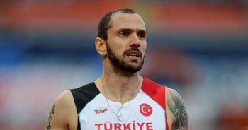 Milli atlet Ramil Guliyev, Zagreb'de ikinci geldi