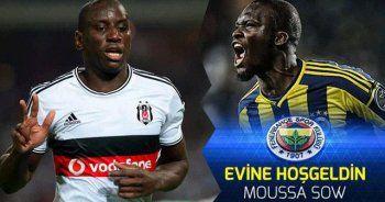 Moussa Sow'dan Demba Ba'ya Twitter'dan cevap