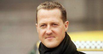 Schumacher yürümeye başladı