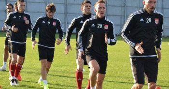 Sivasspor'da Denizlispor maçı hazırlıkları