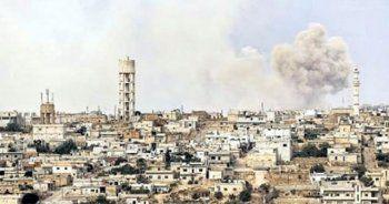 Suriye rejimi, Handarat kampını muhaliflerden aldı