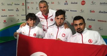 Türkiye'den bronz madalya galibiyeti