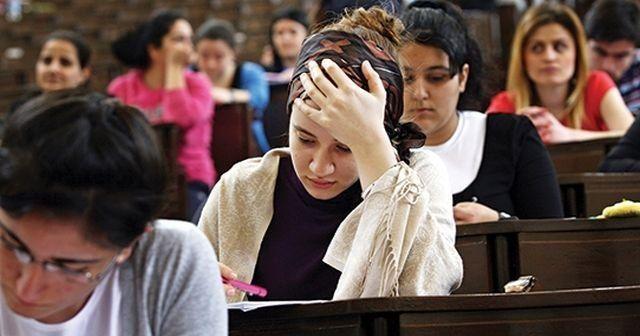 Artık AÖF sınavlarında 4 yanlış 1 doğruyu götürecek