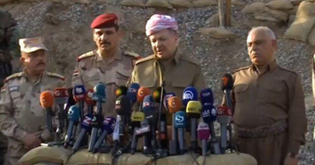 Barzani, 'Bağdat ile Ankara arasında uzlaşma olmalı'