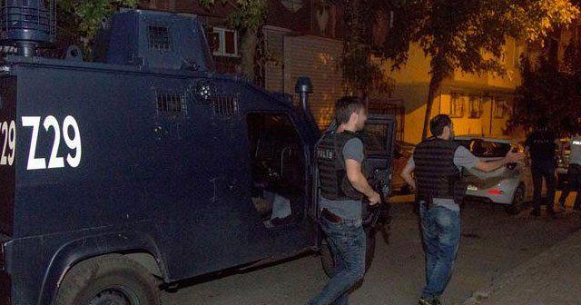 İstanbul'da DAEŞ operasyonu, 7 tutuklu