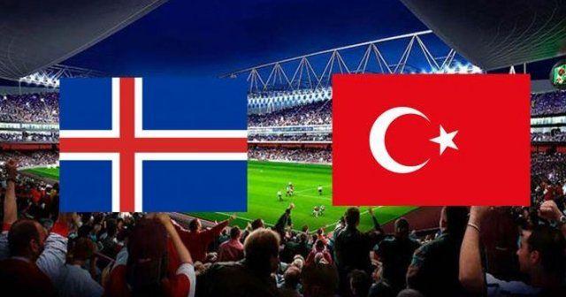 İzlanda Türkiye milli maçı saat kaçta hangi kanalda - İzlanda Türkiye maçı şifreli mi