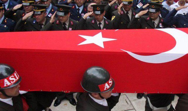PKK'dan hain saldırı, 1 şehit