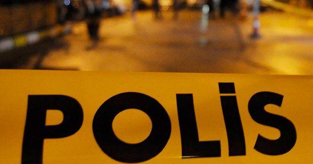 Polis ekibine kalleş saldırı, 1 yaralı