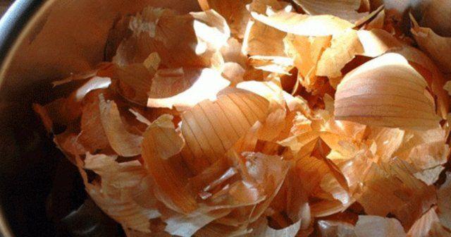 Saç için soğan kabuğu. Tarifler ve öneriler