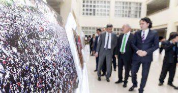 '15 Temmuz Demokrasi Destanı Fotoğraf Sergisi' açıldı