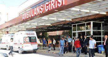 14 ÖSO mensubu Kilis'te tedavi altına alındı