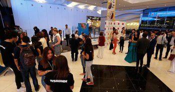 16. Beyrut Uluslararası Film Festivali başladı