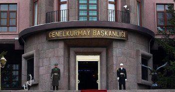 540 askeri personel görevlerinden uzaklaştırıldı