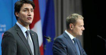 AB-Kanada ticaret anlaşması imzalandı