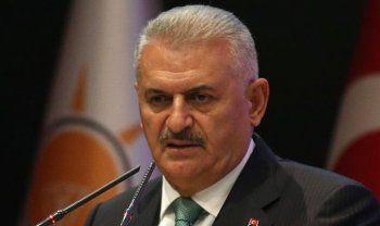 Başbakan Yıldırım AK Parti milletvekilleriyle görüştü