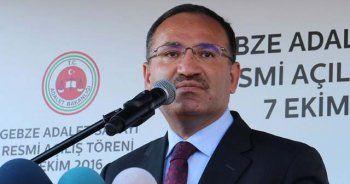 Bozdağ, 'İlk defa Türk yargısı FETÖ'nün köpeklerine teslim olmadı'