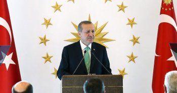 Cumhurbaşkanı Erdoğan STK temsilcileriyle bir araya geldi