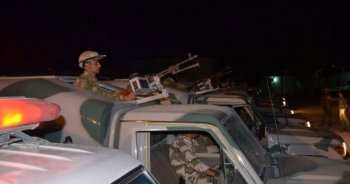 Erbil'den Musul'a doğru harekete geçtiler