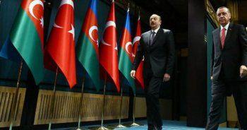 Erdoğan'dan Azerbaycan'a kutlama