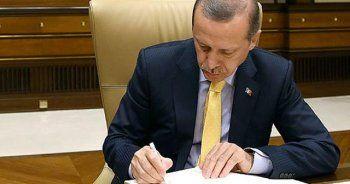 Erdoğan'dan üç kanuna onay