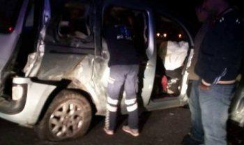 Feci kaza, 2 ölü 3 yaralı
