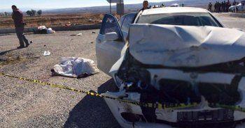 Feci kaza, 4 ölü 3 yaralı