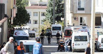 Gaziantep'teki terör saldırısına ilişkin 5 kişi yakanlandı
