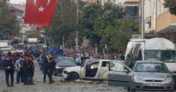 İstanbul'da patlama oldu