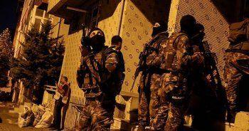 İstanbul'da terör örgütü DHKP/C'ye operasyon