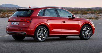 İşte yeni Audi Q5