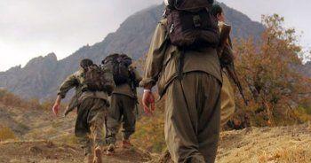 Kaçan PKK'lılar İHA'yla vuruldu
