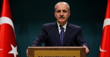 Kurtulmuş, 'Üst düzey PKK'lı çok kilit bilgilere sahip'
