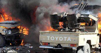 Libya'da DEAŞ ağır darbe