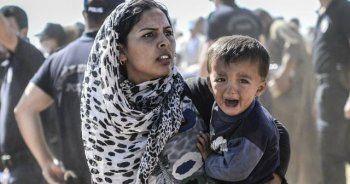 Mülteciler için çarpıcı açıklama