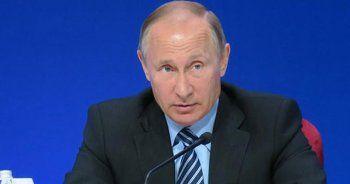 Putin, 'Böyle bir planımız yok'
