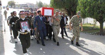 Şehit köy korucusu için tören düzenlendi