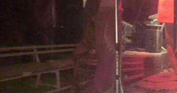 Suriye'de dügün salonunda korkunç patlama