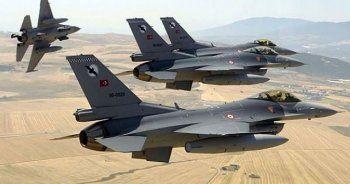 Türk uçakları DAEŞ'e Musul'da bomba yağdıracak